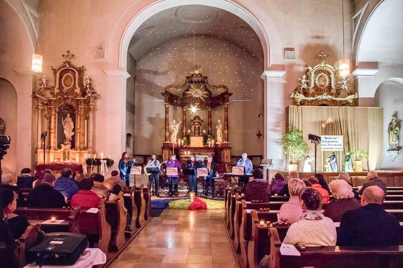 Einstimmung in den Advent 2017 in Mutterstadt